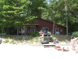 Our family cottage in Oscoda, MI
