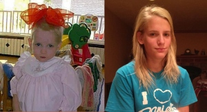 Anika Tuls before and now photo.