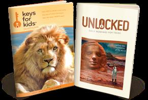 Keys for Kids and Unlocked